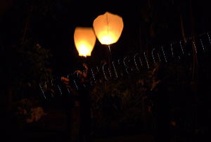 Volo Eco Sky Lanterns
