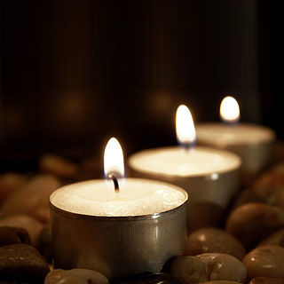 Simple Tealights